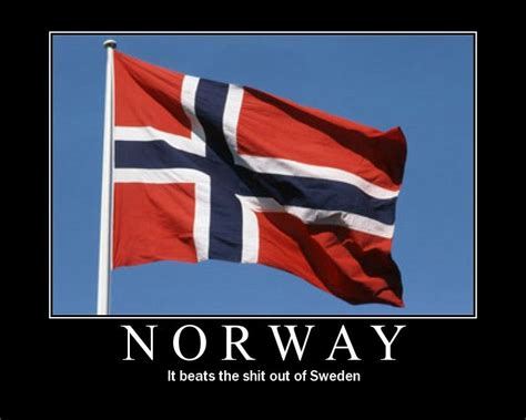 Norway Meme - image 13815 demotivational posters know your meme