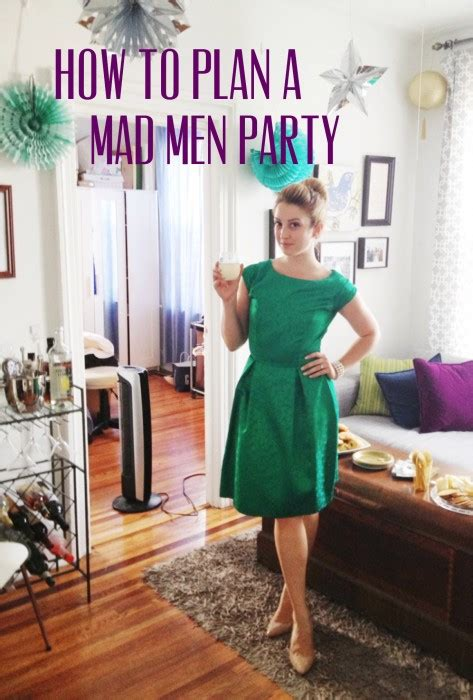 costume ideas suggestions 1960s mad men theme party lovely links mad men party edition