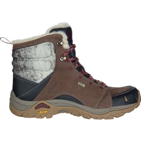 ahnu montara boot ahnu montara luxe insulated waterproof boot s