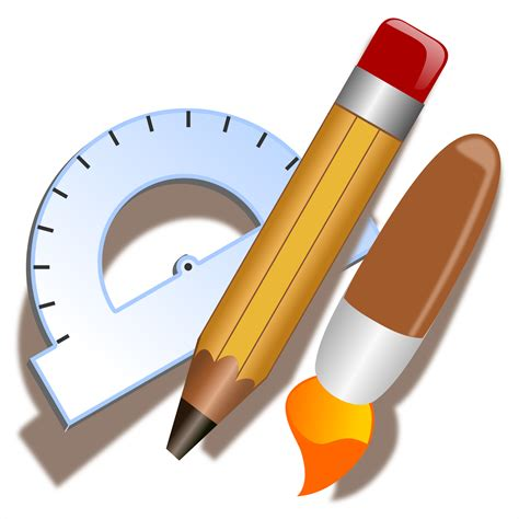 office drawing tools clipart drawing tools icon