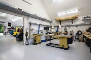 Designing A Garage Workshop Garage Lighting Ideas Light Up Your Garage Creatively