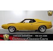 1972 AMC Javelin SST Gateway Classic Cars Chicago 677