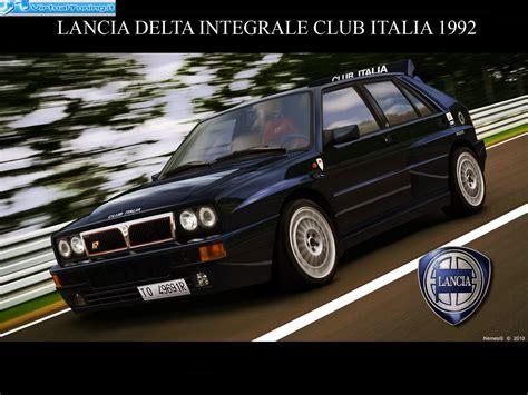 lancia delta integrale club italia by nemesis