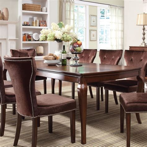 Cherry Finish Dining Table Dining Table Cherry Finish Dining Table