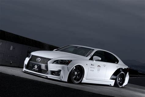 widebody lexus ls aimgain wide kit for ls460 600 clublexus