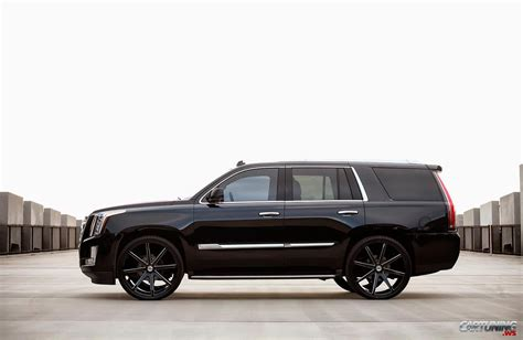 cadillac escalade 2017 custom tuning cadillac escalade 2017 side