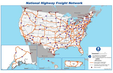 united states highway map united states road map highways us foto 2017