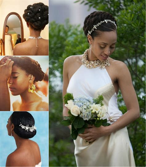 African American Wedding Hairstyles 009   Life n Fashion