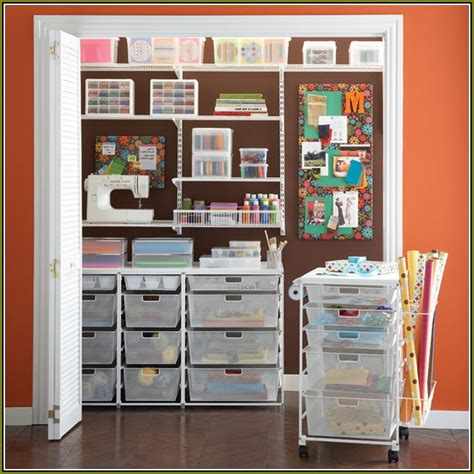 Craft Closet Organization Ideas by Craft Closet Organization Home Design Ideas