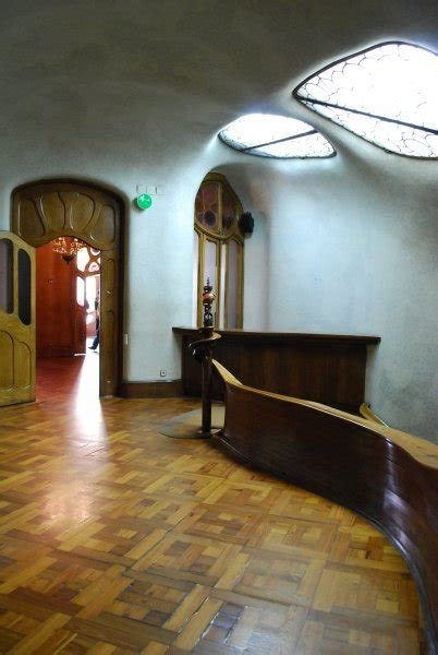 curvy interior  casa batllo photo