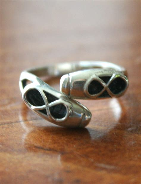 Shewelry Jewelry For Your Shoes by Ballet Shoes Ring Ballerina Gift Jewelry Recital