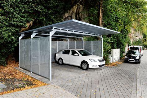 Doppelcarport Schweiz by Publireportage Architektur Und Design Im Perfekten