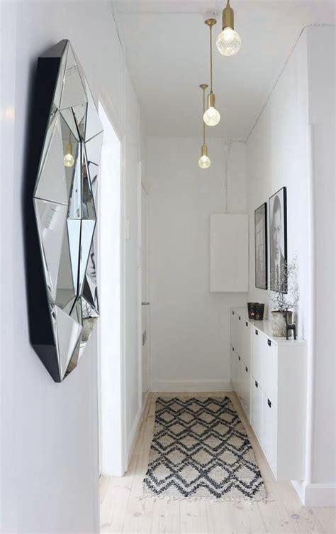 tips  decorate  small hallway kreavilla inredning