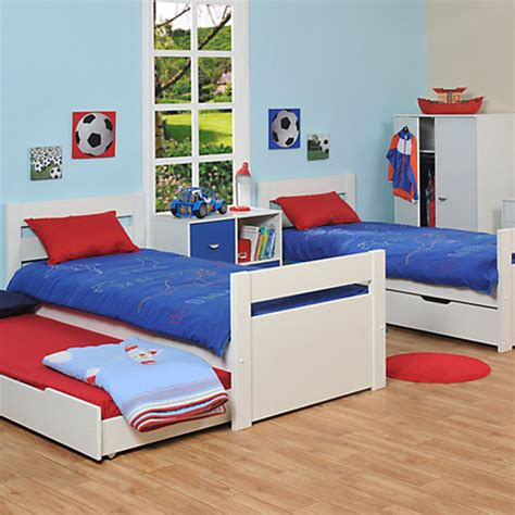Stompa Uno Bunk Bed Buy Stompa Uno Plus Multi Bunk Bed With Trundle Lewis