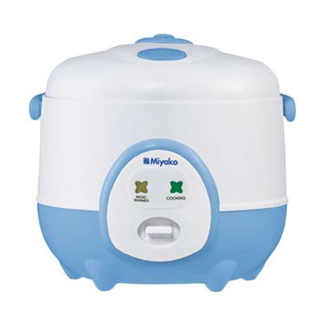 Rice Cooker Cosmos 0 6 Liter harga miyako mcm 606a rice cooker 0 6 liter diskon