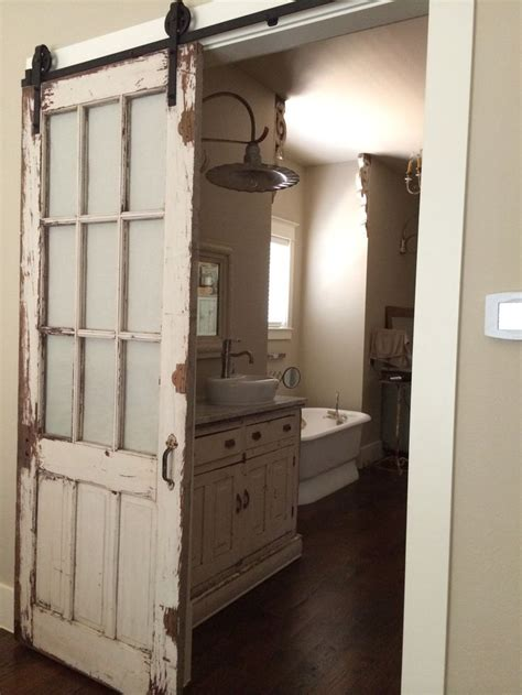 bathroom barn doors 1000 ideas about old barn windows on pinterest barn