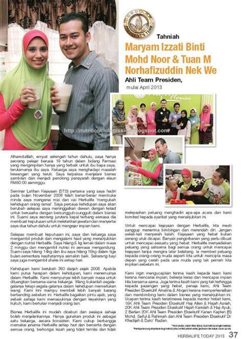 herbalife malaysia generation h success stories