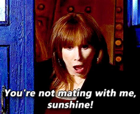 Donna Meme - doctor who david tennant catherine tate donna noble mine 2