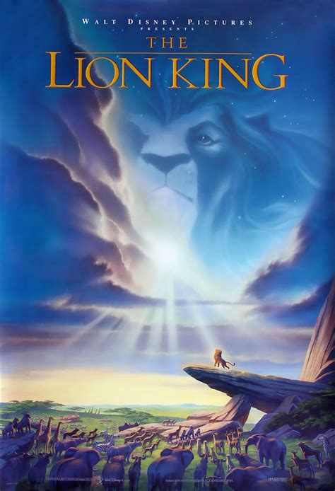 film lion king the movie man the lion king 1994