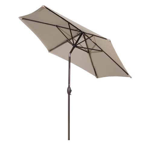Patio Umbrella Only 9 Ft Market Outdoor Aluminum Patio Umbrella With