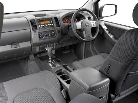 nissan navara 2008 interior review nissan d40 navara cab chassis 2008 14