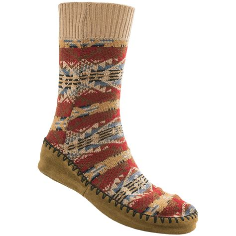 pendleton slippers pendleton mukluk slipper merino wool suede outsole for