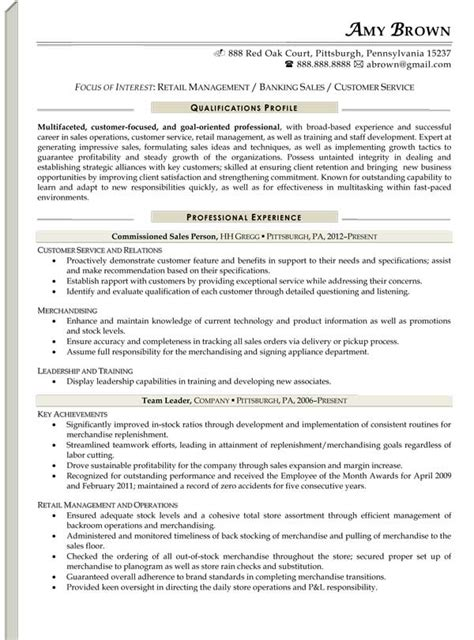 Fashion Store Manager Sle Resume by District Manager Resume Retail