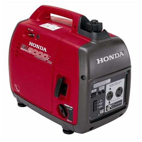 honda 2000 watt gasoline powered portable