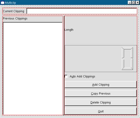 form layout in qt creating a qt application