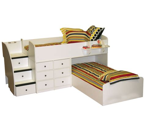 Berg Furniture Bunk Beds Bunked Captains Bed With Steps Bunk Beds And Shared Bedrooms Pint