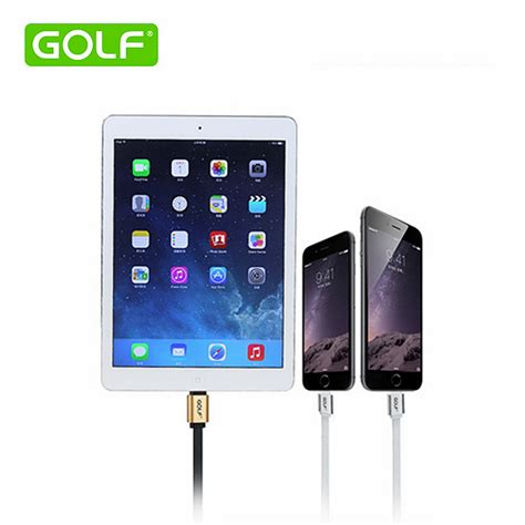 Golf Two Sided Micro Usb Cable Kabel Usb T0210 golf two sided micro usb cable white