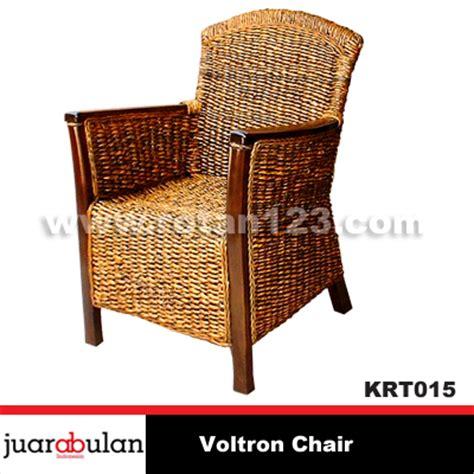 Kursi Rotan Alami harga jual voltron chair kursi rotan alami model gambar