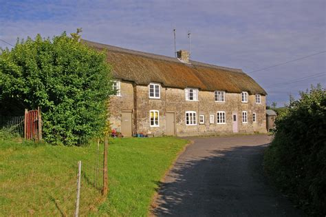 file manor farm cottages poorton geograph org uk