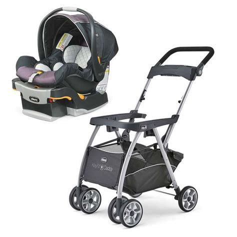 chicco car seat caddy chicco keyfit 30 infant stroller caddy car seat and base
