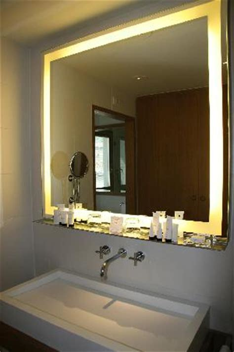 hotel bathroom mirrors continentale hotel modern design bathroom mirror