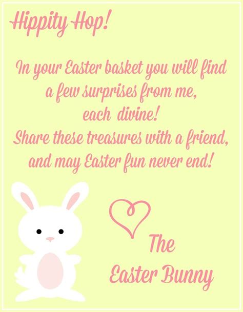 free printable letters from the easter bunny 10 best images about easter bunny letters on pinterest