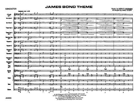 bond themes list james bond theme by monty norman arr mike story j w