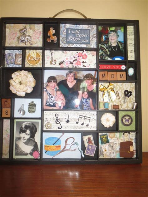 37 best scrap booking shadow boxes images on pinterest 17 best images about memory boards on pinterest