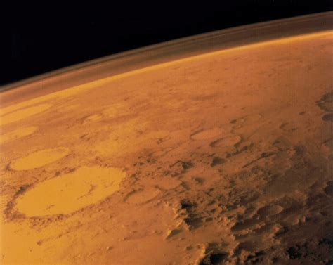 Of Mars what is the weather like on mars universe today