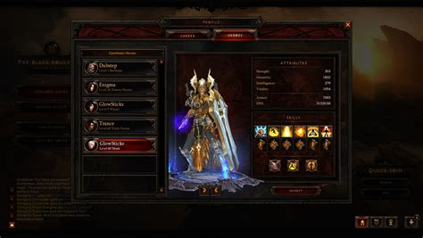 best paragon for barbarian barbarian level 100 images