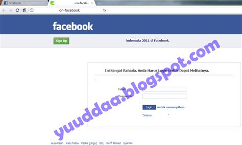 fb tidak bisa login cara menghindari dan bahaya fake login facebook cah kudus