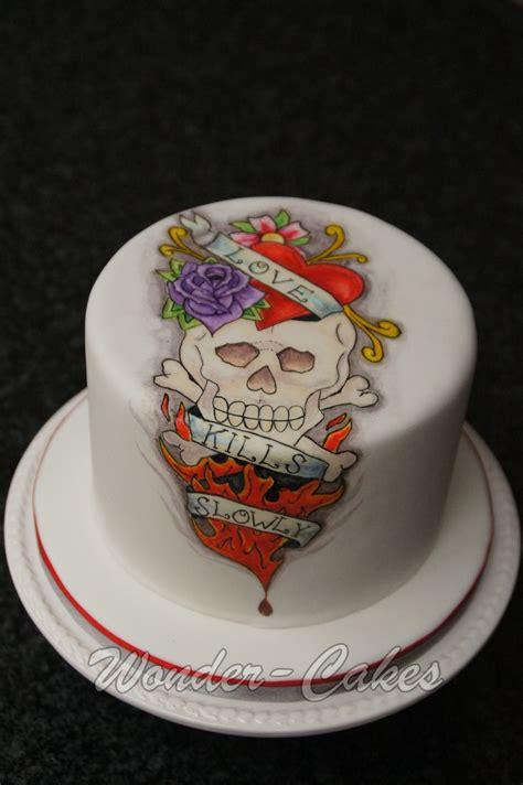 cake tattoos cake cake