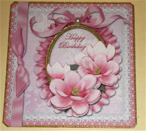 Where Can I Sell My Handmade Cards - handmade greeting card 3d happy birthday with pink
