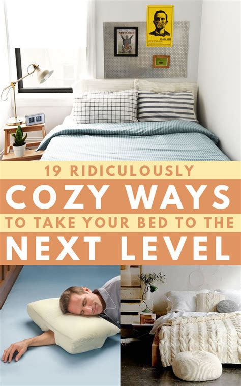 how to make your bedroom cosy 19 tips to make your bed even more cozy