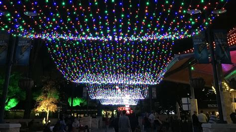 where to find some great christmas light displays in san