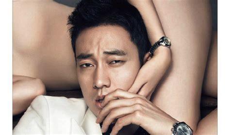so ji sub namorada so ji sub says yoo seung ho has become a man in his high