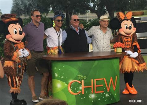 The Chew Audience Giveaways - a mom and the magic