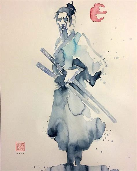 25 best ideas about samurai warrior tattoo on pinterest