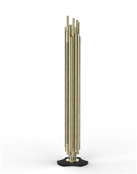 Designer Floor Ls Designer Floor Ls Modern Floor L With White Glass In Polished Steel Modern Floor L With Brown