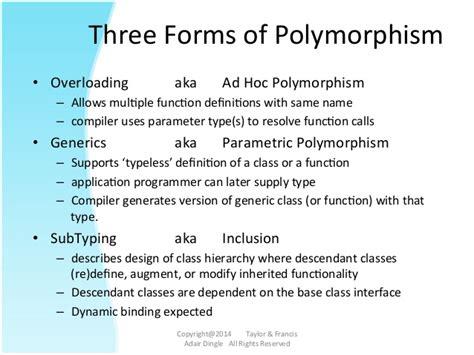 visitor pattern vs polymorphism object oriented design polymorphism via inheritance vs